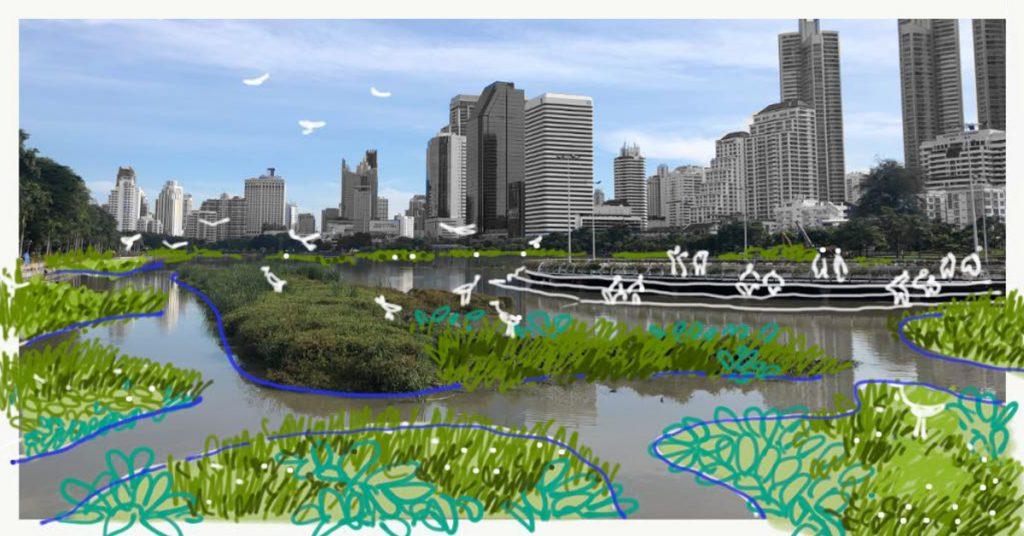 อีก 20 ปีข้างหน้าเราจะอยู่กันอย่างไร? แผนพัฒนา Chao Phraya Delta 2040