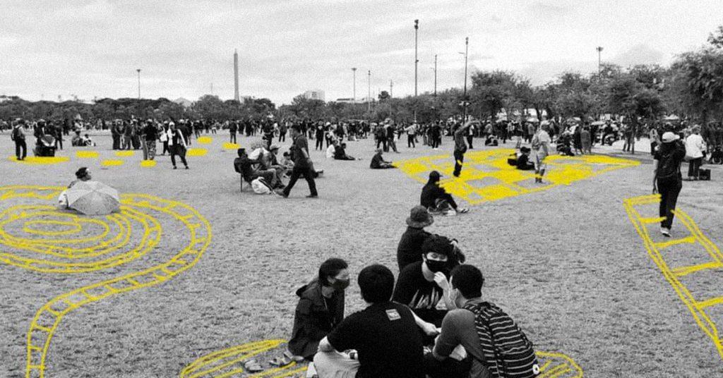 'สนามหลวงในฝัน' ภาพสะท้อนความเป็นสนามหลวงในอุดมคติผ่านช่วงของกาลเวลา