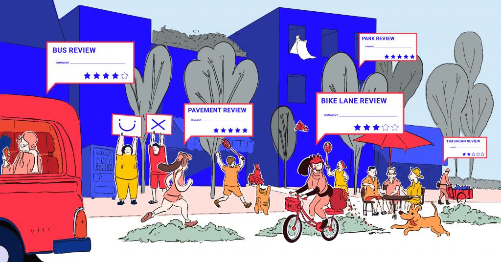 ออกแบบเมืองจากประสบการณ์ผู้ใช้ สร้างเมืองใหม่ด้วยแนวคิด UX Design
