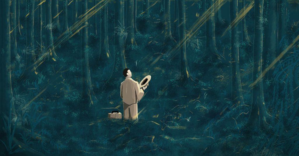 'Forest bathing' เปิดประสาทสัมผัสรับการบำบัดจากพลังของธรรมชาติด้วยการอาบป่า