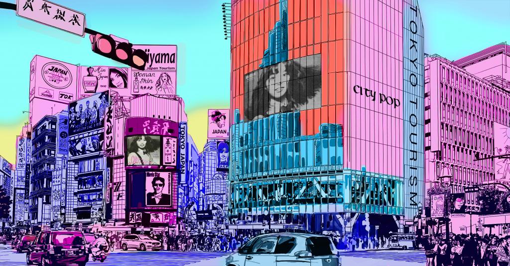 ย้อนดูแนวเพลง City Pop ความรู้สึกสีพาสเทลของเมืองใหญ่ ที่เจือด้วยความเหงาและความหวัง