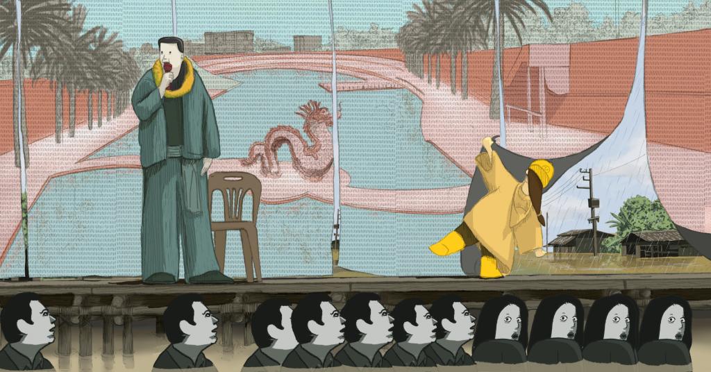 'ชองเกชอนถึงมังกรยักษ์' ภาพสะท้อนภูมิทัศน์แบบไทยๆ ยิ่งใหญ่ ยิ่งแปลก นั่นแหละดี ?